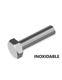 INOX. TORNILLO DIN-933   3X25