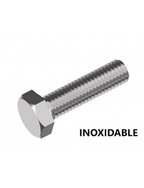 INOX. TORNILLO DIN-933   6X  16