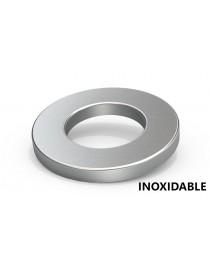 INOX. ARANDELA M-  4    DIN-125