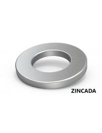 ARANDELA ZINCADA M- 8        DIN-125