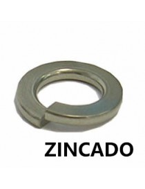 ARANDELA GROWER M- 5         DIN-127 ZINCADO