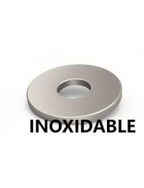 INOX. ARANDELA S/DIMENSIONADA M-  4 9021