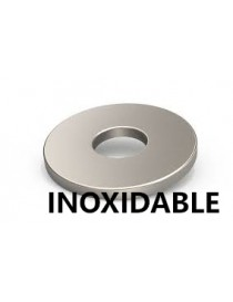 INOX. ARANDELA S/DIMENSIONADA M-  8 9021