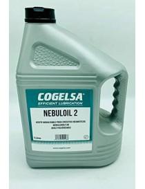 ACEITE   5 L. NEBULOIL-2  NEUMATICA