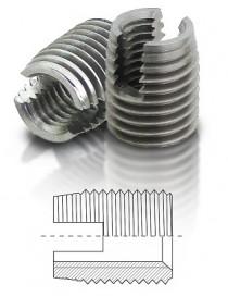 INOX. CASQUILLO ENSAT M-  4 X 0.70---M-  6.5X0.75