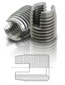 INOX. CASQUILLO ENSAT M-10 X 1.50---M-14  X1.50